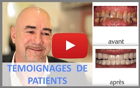 Témoignages de patients youtube